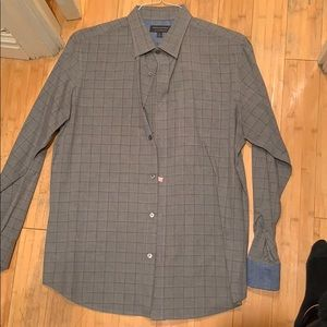 Banana Republic soft wash standard fit button down